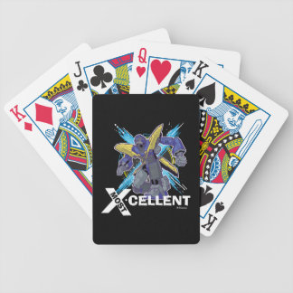 Most Excellent Bicycle Playing Cards