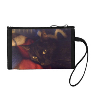 Most Handsome Cat Bag Coin Wallet