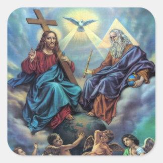 Most Holy Trinity Sticker