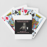 Most Interesting Cat #1.jpg Playing Cards