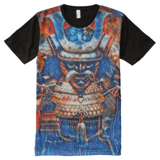 Most Popular Acrylic Samurai Spirit Fantasy Art
