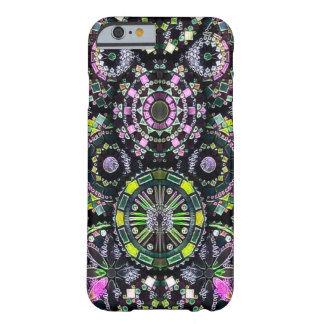 Most Popular Colorful Mandala Chalk Art Barely There iPhone 6 Case