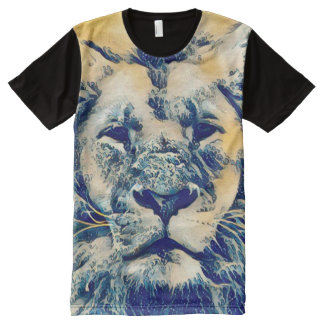 Most Popular Colorful Water Lion Spirit Fantasy
