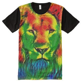 Most Popular Jamaican Rainbow Rasta Lion Trippy