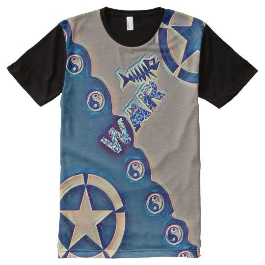 Most Popular War Time Yin Yang Star