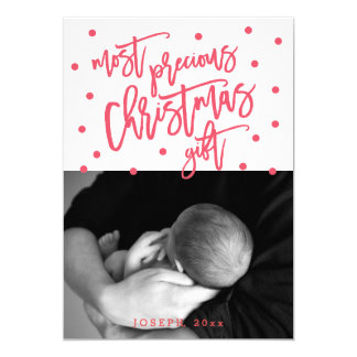 Most Precious Christmas Gift Cards
