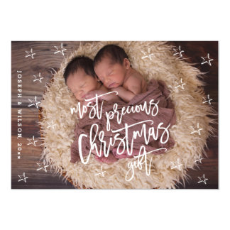 Most Precious Christmas Gift Cards Add Photo