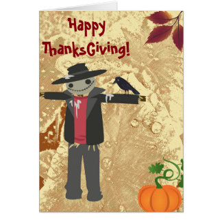 Most thankful for you - Thanksgiving greeting card