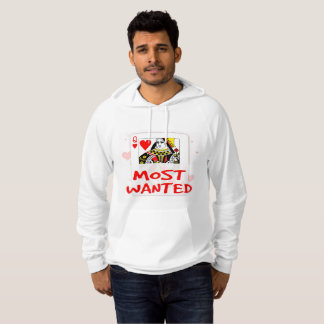 MOST WANTED LOVE American Apparel California F 2 Hoodie
