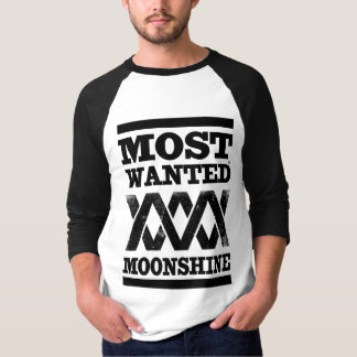 Most Wanted Moonshine T-Shirt