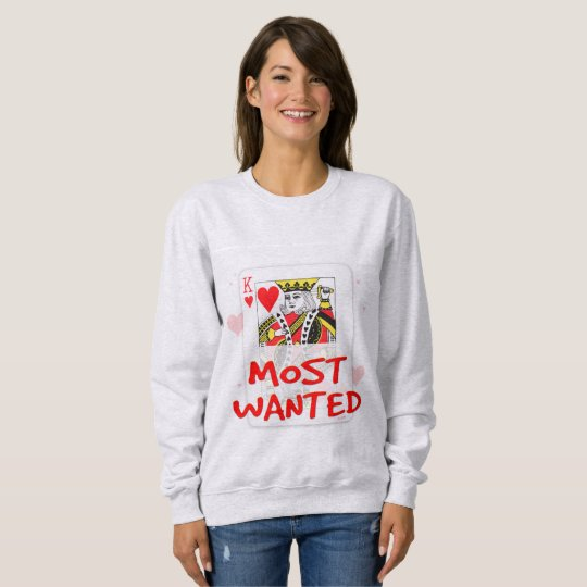 MOST WANTED Women's Basic Sweatshirt 2