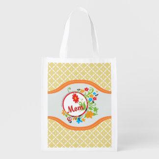 Most Wonderful Simply Incredible Fantastic Mom Grocery Bags