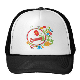 Most Wonderful Simply Incredible Granny Trucker Hat