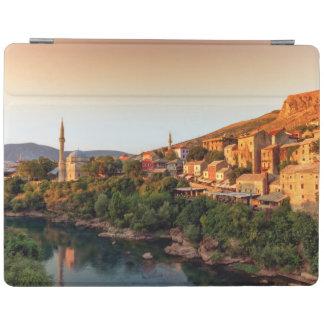 Mostar old city, Bosnia and Herzegovina iPad Cover