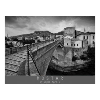 Mostar Poster