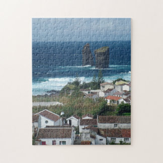 Mosteiros - Azores islands Jigsaw Puzzle