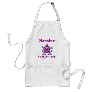 Moster Cook Apron