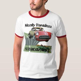 Mostly Harmless Econometrics Ringer Shirt