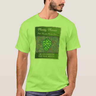 Mostly Harmless Mostly Mosaic T-Shirt