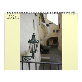 Mostly Prague - Customized Calendar