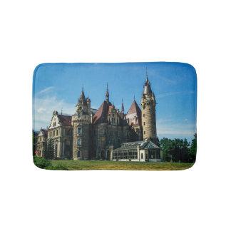 Moszna Castle in Poland, Architecture Photo Bath Mat