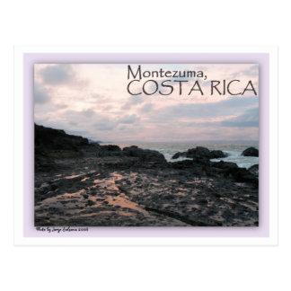 Motenzuma, Costa Rica Postcard