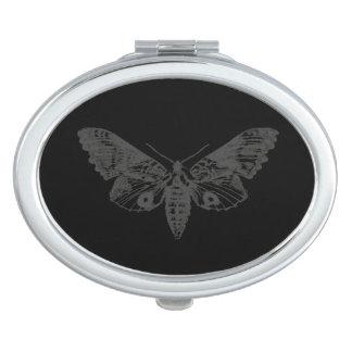 Moth Compact Mirror