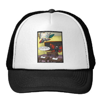 Moth Elementary School Funny Gifts Cards Tees Trucker Hat