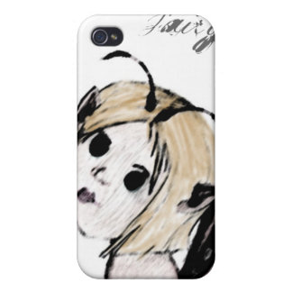 Moth Fairy Case For iPhone 4