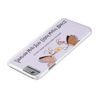 Moth meets a fortune teller barely there iPhone 6 case