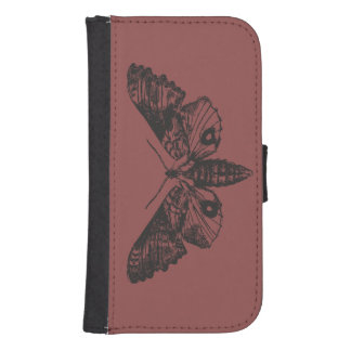 Moth Phone Wallet Case