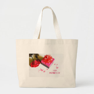 Mother #4 large tote bag