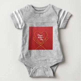 Mother #7 baby bodysuit