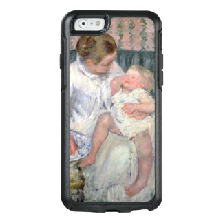 Mother about to Wash her Sleepy Child, 1880 (oil o OtterBox iPhone 6/6s Case