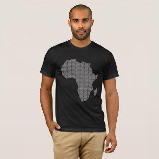 Mother Africa Black T-Shirt