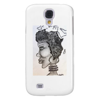 mother Africa Galaxy S4 Cover
