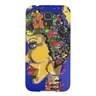 Mother Africa Galaxy S5 Cases