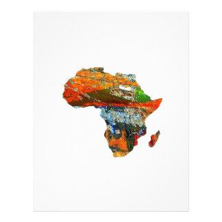Mother Africa Letterhead