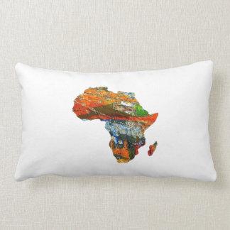 Mother Africa Lumbar Pillow