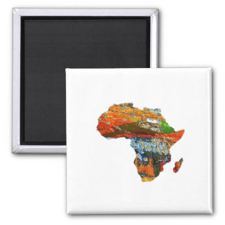Mother Africa Magnet