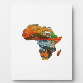 Mother Africa Plaque