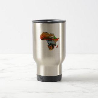 Mother Africa Travel Mug