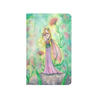 Mother and Baby Fairy Fantasy Art Journal