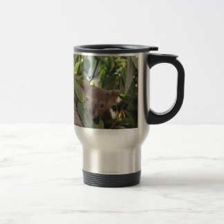 Mother and Baby Koala Travel Mug