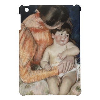 Mother and Child, 1890s iPad Mini Cover