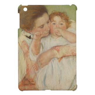 Mother and Child, 1897 iPad Mini Cover