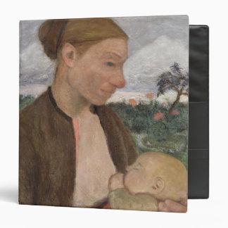 Mother and Child, 1903 Vinyl Binders
