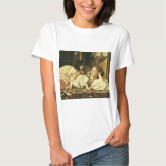 Mother and Child (aka Cherries) by Lord Leighton Shirts