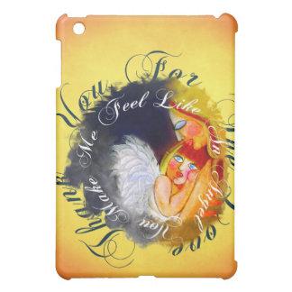 Mother and child artistic design iPad mini cases