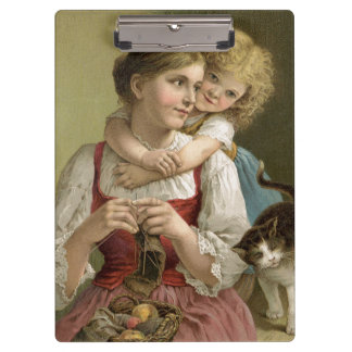 Mother and Child Clipboards